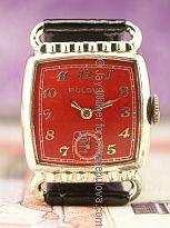 Excellent 1952 Vintage Bulova 10K Gold Plated Dire